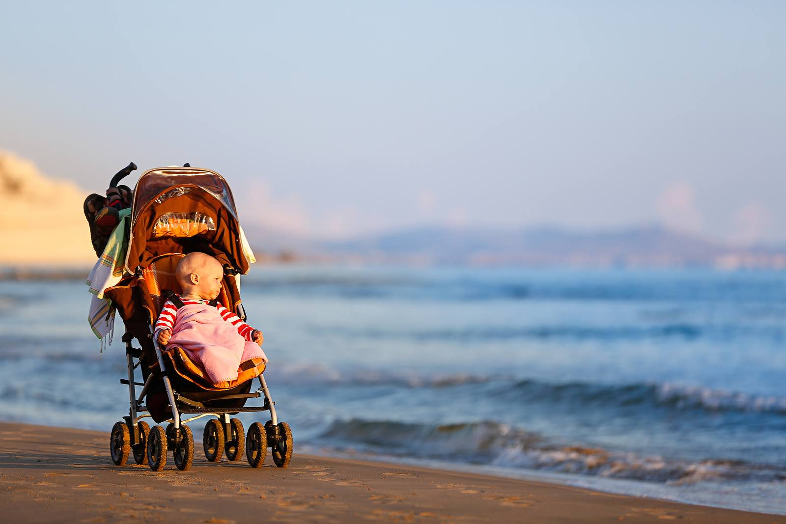 vežimėliai