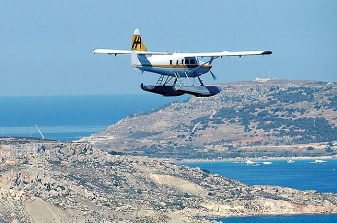 Kelionė lėktuvu Malta